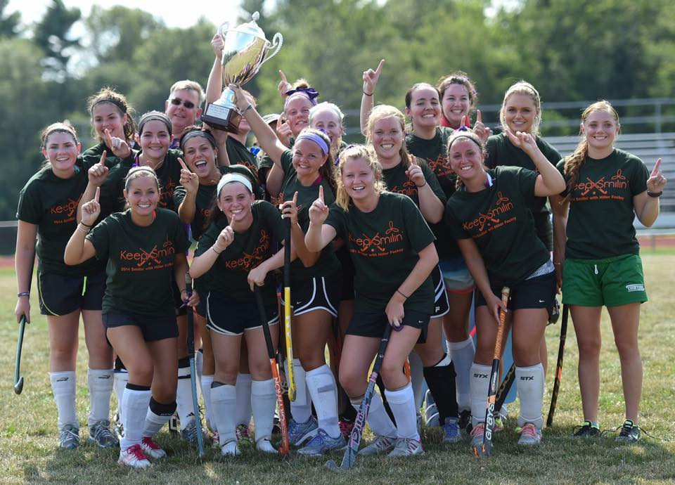 Alumni Field Hockey Game