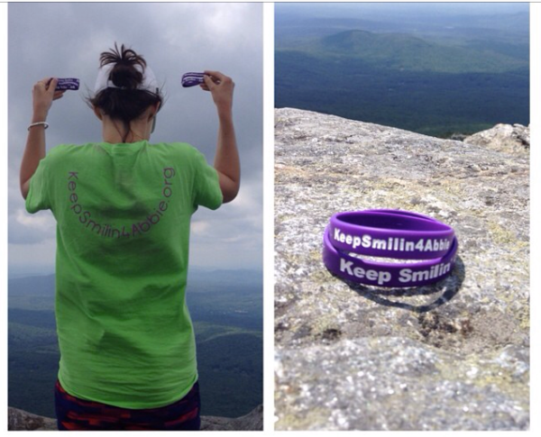 Samantha Lee @ Mount Monadnock Jaffrey – New Hampshire