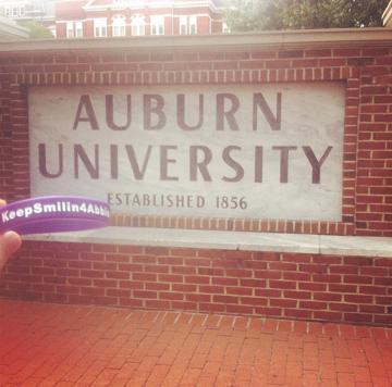 Chelsey Pousland @ Auburn University