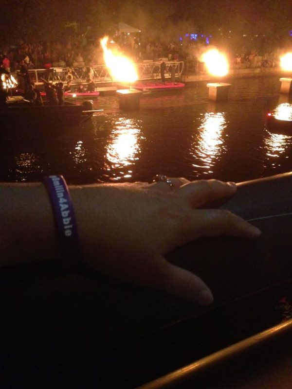 Maria Doering @ WaterFire Providence