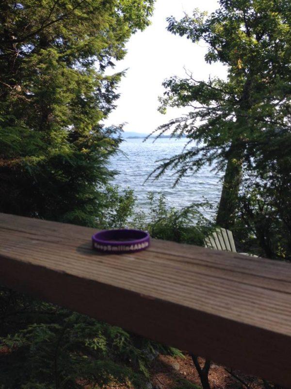 Jennie Bogaert @ Lake Winnipesaukee