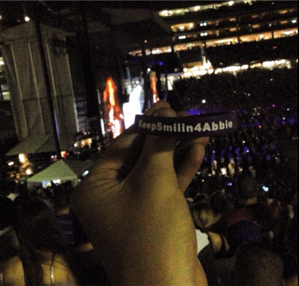 David Benford @ Beyoncé & JayZ Concert – Gillette Stadium