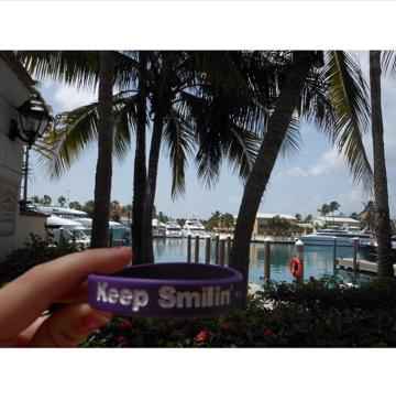 Colleen Mitchell @ Nassau, Bahamas