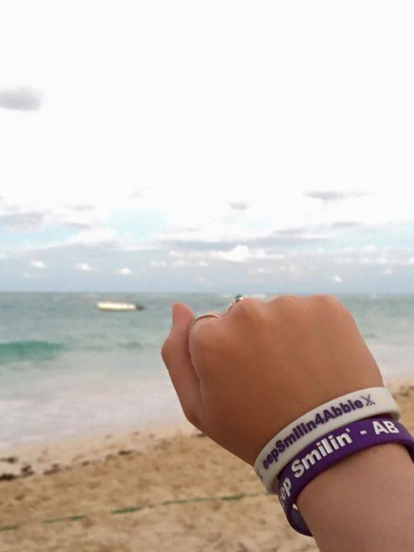 Sarah Bertschmann @ Punta Cana, Dominican Republic