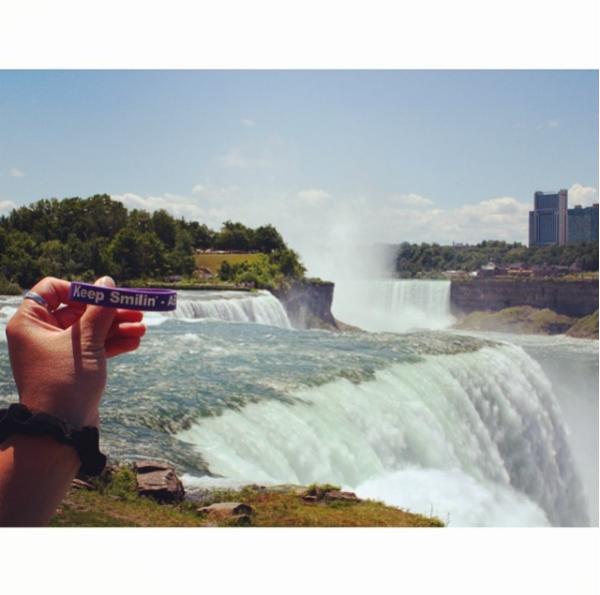 Jill Kellett @ Niagara Falls