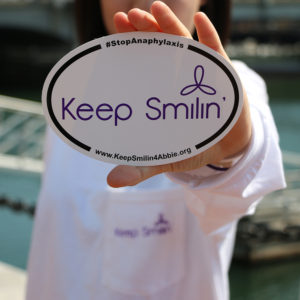 Sticker-KeepSmilin01